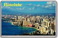 Honolulu/fridge magnet.!!! - Kühlschrankmagne