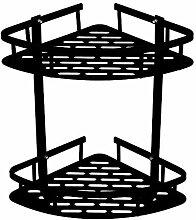 HOOMTAOOK Dusch-Caddy Badezimmer Eckregal
