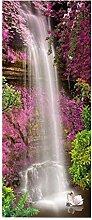 HOPAX Liebeswasserfall Türaufkleber