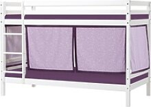Hoppekids Etagenbett Beautiful Bloom (Set, 4-tlg.,