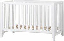 Hoppekids Nordische Ecolabel Qualität Babybett,