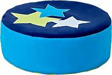 Hoppekids Sitzsack My Room Einheitsgröße blau