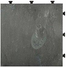 HORI® Terrassenfliesen steinoptik I Klick