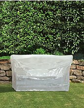 Hornschuch Schutzhülle für Gartenbänke, 160 x 80 x 75 cm