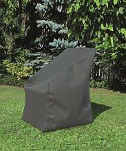Hornschuch Schutzhülle für Relax-Stapelstühle, Textilgewebe 420 D, 65 x 65 x 150 cm