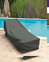 Hornschuch Schutzhülle für Rollliegen Premium, Textilgewebe 420 D, 200 x 75 x 45 cm