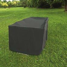 Hornschuch Schutzhülle für Sitzgruppe, Textilgewebe 420 D, 230 x 135 x 70 cm