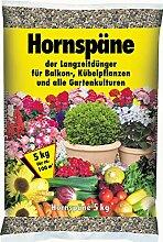Hornspäne 5 kg für 100 qm Langzeitdünger