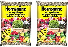 Hornspäne 5kg organisch Langzeitdünger Garten