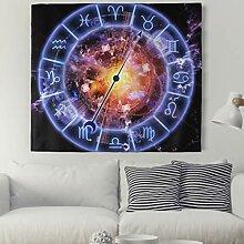 Horoskop Astrologie Sternzeichen Wandteppich