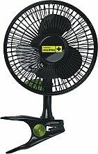 Hortiline CLIPFAN5 6 Zoll (15 cm) tragbarer Ventilator Fan