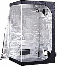 HORTOSOL Growbox 120x120x200 cm