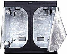 HORTOSOL Growbox 200x200x200 cm