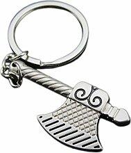 Hosaire 1x Keychain Schlüsselanhänger Kreative Mini Metall Werkzeuge Anhänger Schlüsselbund Taschenanhänger Multifunktion Rucksack Taschen Auto Keys Anhänger Deko Schlüsselringe