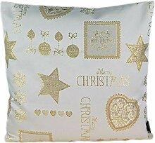 Hossner Kissenhülle Weihnachten Weihnachtskissen
