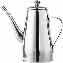 Hot 260/360 / 500ml Öl können Töpfe Grillwasser