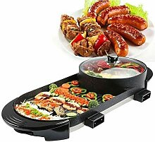Hot Pot Barbecue Pot, 1350 Watt Temperaturregelung