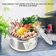 Hot Pot Küchengerät mit großer Kapazität für