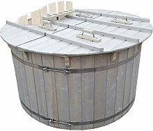 Hot Tub Badezuber Badebotich Whirlpool Garten Pool