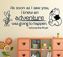 Hot Winnie The Pooh Für Kinderzimmer Wohnzimmer
