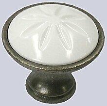 HOTEC Möbelknöpfe Metall/Kunststoff 136-1919