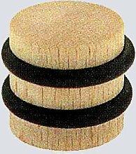 Hotec Türstopper 9-120 / -121 45 mm / Eiche klar lackier
