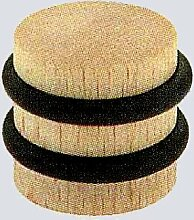 Hotec Türstopper 9-120 / -121 45 mm / Nussbaum klar lackier