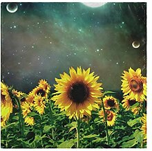 Hotel Moonlight Sunflower Field Wiederverwendbare,