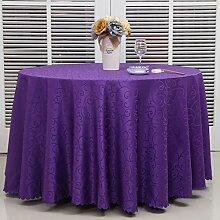 Hotel Restaurant Home Tischdecke Einfarbig