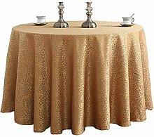 Hotel Restaurant Tischdecke Doppeltischdecke Runde