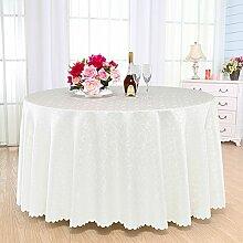 Hotel Tischdecke/Chinesische Restaurants Runden Tischdecken/Bankett Kaffee Tischdecke/Tischtuch-A 120x160cm(47x63inch)