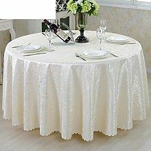 Hotel tischdecke simple modern europäisch stoff tee tischdecke runde tischdecke westlichen tischdecke tischtuch tischtuch-A Durchmesser300cm(118inch)