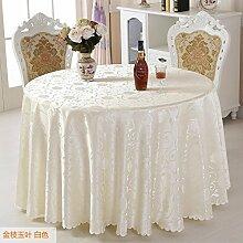 Hotel tischdecke Wedding round table tuch