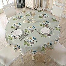 Hotel Tischdecken, Restaurant Tischdecken, runder Tisch Tuch Tuch , #3 , 180cm