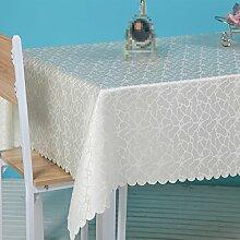 Hotel Tischdecken, Tuch europäischen Stil quadratischen Tischdecken, Couchtisch Tischdecken , #1 , 160*240cm