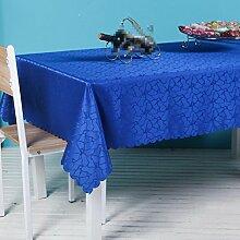 Hotel Tischdecken, Tuch europäischen Stil quadratischen Tischdecken, Couchtisch Tischdecken , #4 , diameter 320cm