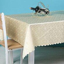 Hotel Tischdecken, Tuch europäischen Stil quadratischen Tischdecken, Couchtisch Tischdecken , #2 , diameter 320cm