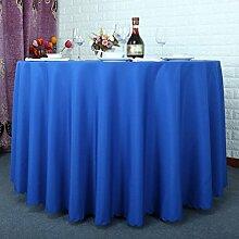 Hotel Tischtücher, Hotelrestaurant Tischdecken, runder Tisch, Tuch Wohnzimmer Tischdecken , #2 , 160cm