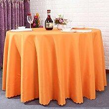 Hotel Tischtücher, Hotelrestaurant Tischdecken, runder Tisch, Tuch Wohnzimmer Tischdecken , #5 , 200cm