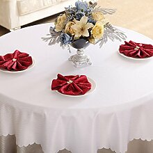 Hotels,Roundtable,Tischdecke/Europäisch,Tabelle Tuch,Restaurant,Restaurant,Tischdecke/Tee Tischdecke-C 140x180cm(55x71inch)
