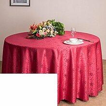 Hotels,Runde,Runde Tischdecke/Restaurant,Tabelle Tuch,Quadratische Tischdecke,Runde Tischdecke-C 120x160cm(47x63inch)