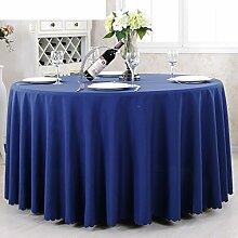 Hotels,Tischdecke,Restaurant,Restaurant,Runde Tischdecke/Tischdecke Tisch,Hochzeit,Tischdecke-G Durchmesser280cm(110inch)