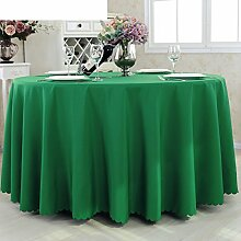 Hotels,Tischdecke,Restaurant,Restaurant,Runde Tischdecke/Tischdecke Tisch,Hochzeit,Tischdecke-L Durchmesser260cm(102inch)