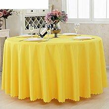 Hotels,Tischdecke,Restaurant,Restaurant,Runde Tischdecke/Tischdecke Tisch,Hochzeit,Tischdecke-R Durchmesser260cm(102inch)