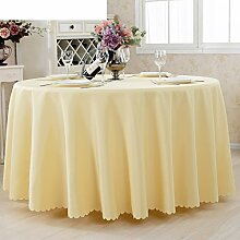Hotels,Tischdecke,Restaurant,Restaurant,Runde Tischdecke/Tischdecke Tisch,Hochzeit,Tischdecke-F 140x140cm(55x55inch)