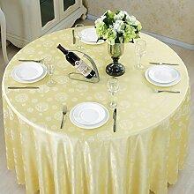 Hotels,Tischdecke/Restaurant,Tischdecke,Klubhaus,Bankett,Restaurant,Großer Runder Tisch,Tischdecke-A 120x160cm(47x63inch)