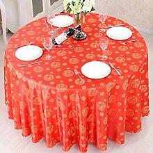Hotels,Tischdecke/Restaurant,Tischdecke,Klubhaus,Bankett,Restaurant,Großer Runder Tisch,Tischdecke-B 140x180cm(55x71inch)