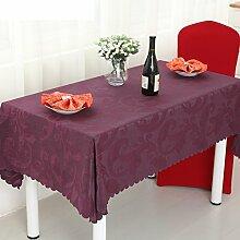 Hotels,Tischdecke,Tabelle Tuch/Quadratischen Tisch,Tischdecke,Tischdecke/Europäisch,Tabelle Tuch,Stoffe,Restaurant,Mode,Tischdecke-D Durchmesser240cm(94inch)