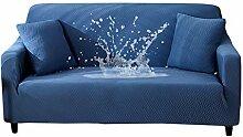 HOTNIU Wasserdichtes Stretch Sofa Schonbezug -
