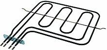Hotpoint C00256615 Backofen und Herdzubehör / Heizelemente / Kochfeld / Original-Ersatz Grill Heizelement für Ihren Grill / Dieser Teil / Zubehör eignet sich für verschiedene Marken